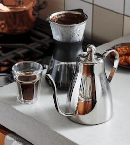 Koffie benodigdheden